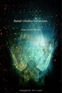 Belief - Neale Donald Walsch #NealeDonaldWalsch #Wisdom #MotivationalQuote #Inspirational Quote #LifeQuotes #LeadershipQuotes #PositiveQuotes #SuccessQuotes
