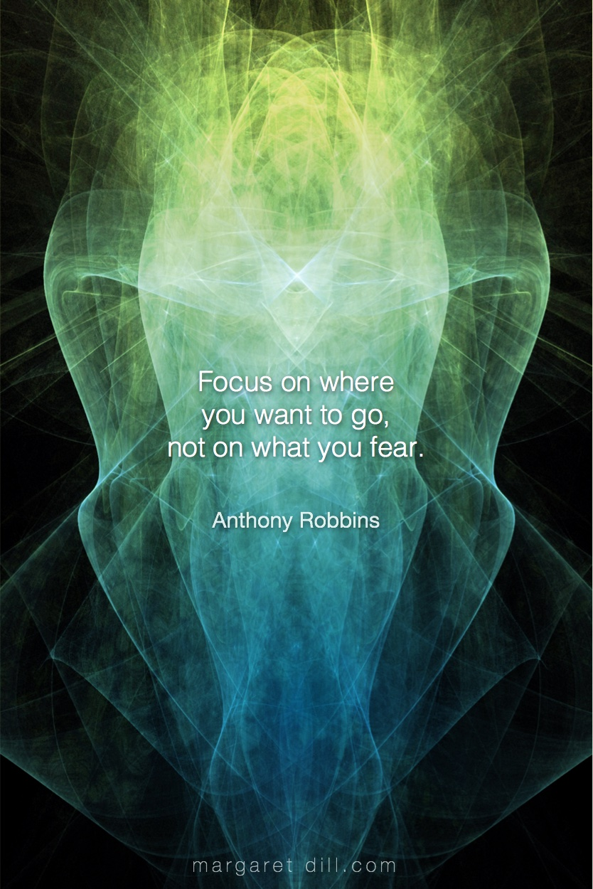 Focus on where - Anthony Robbins #Wisdom  #MotivationalQuote  #Inspirational Quote  #TonyRobbin  #LifeQuotes  #LeadershipQuotes #PositiveQuotes  #SuccessQuotes