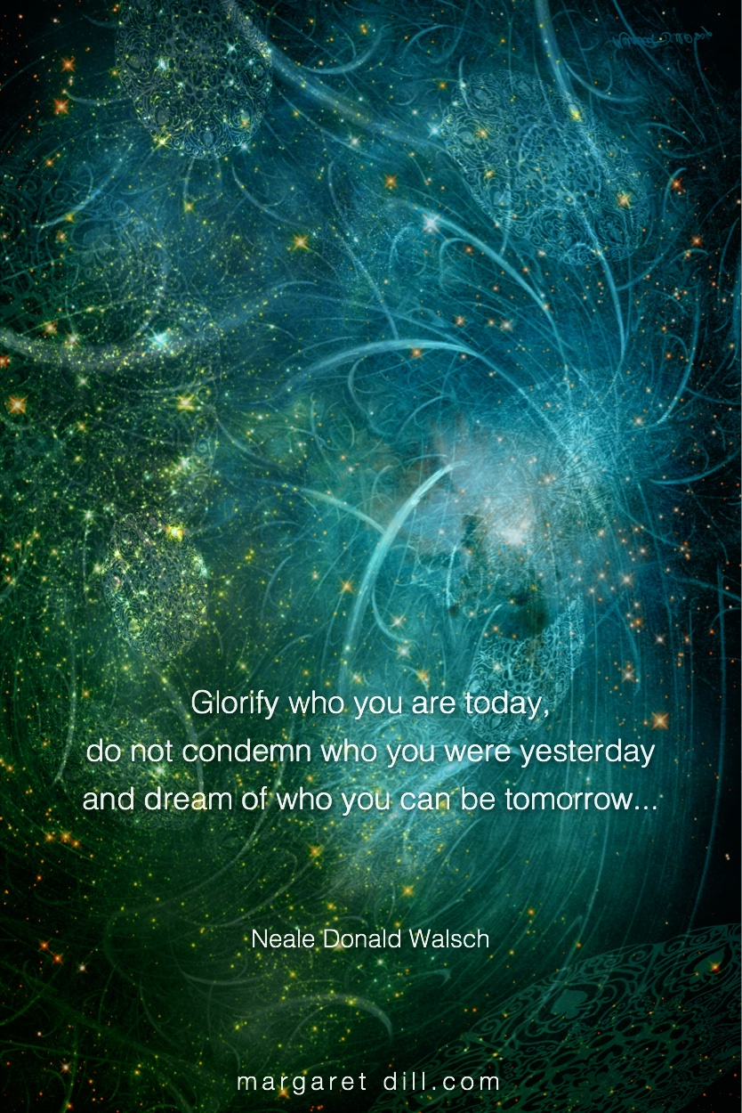 glorify who you are - Neale Donald Walsch  #NealeDonaldWalsch #Wisdom  #MotivationalQuote  #Inspirational Quote   #LifeQuotes  #LeadershipQuotes #PositiveQuotes  #SuccessQuotes