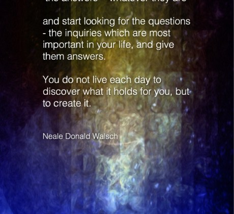 Stop looking - Neale Donald Walsch #NealeDonaldWalsch #Wisdom #MotivationalQuote #Inspirational Quote #LifeQuotes #LeadershipQuotes #PositiveQuotes #SuccessQuotes