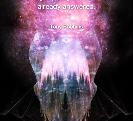 Begin to Live-tony Robbins
