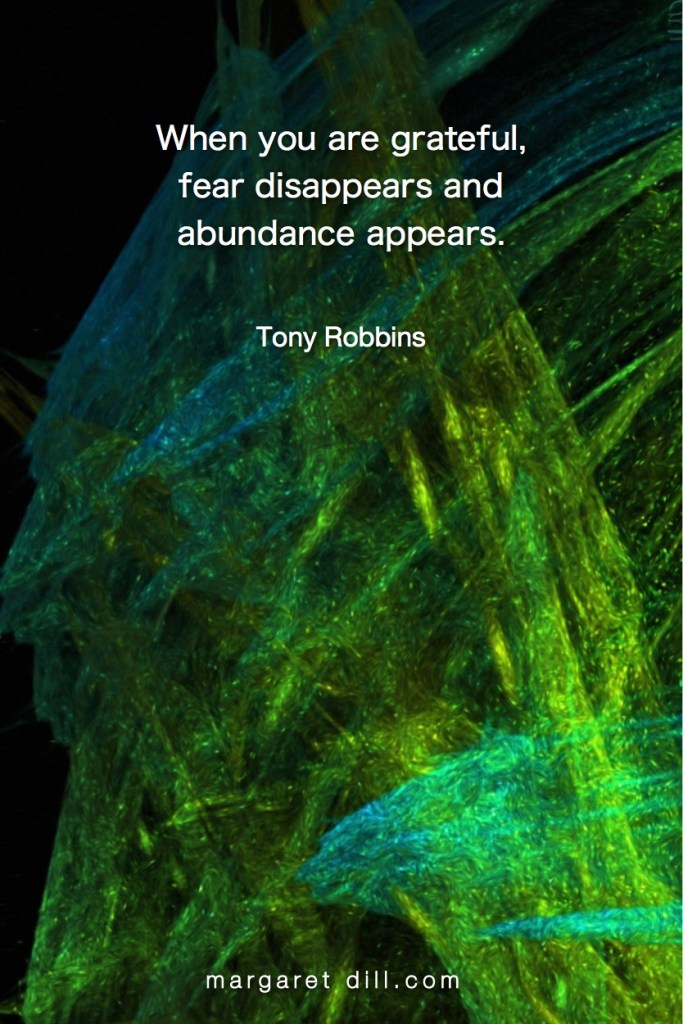 Grateful-Tony Robbins