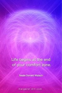 comfort zone Neale Donald Walsch