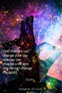 Change the World - Buddha