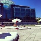 UBC in the sun
