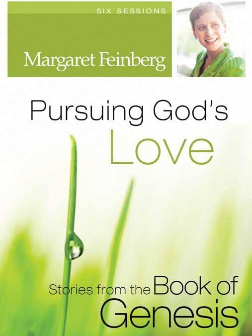 Giveaway: Free Bible Study DVD Sampler with Margaret Feinberg
