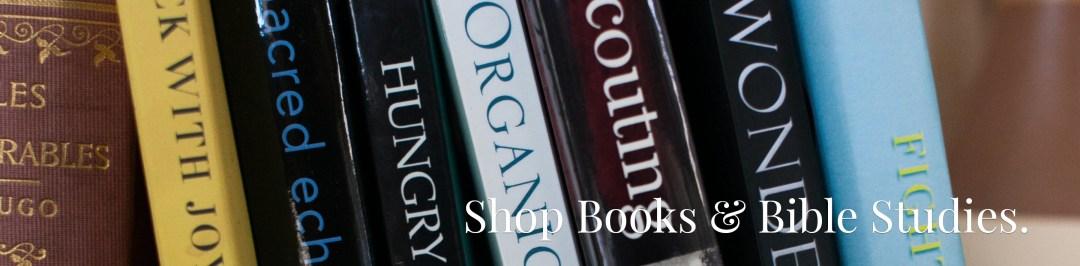 Shop Books & Bible Studies