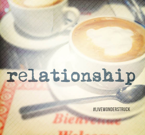 21 Days of Wonder: Relationship