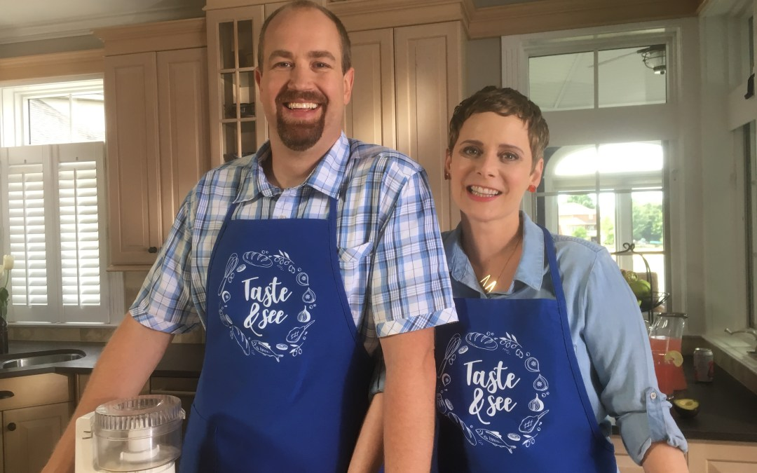 Behind the Scenes: Taste and See: Discovering God Among Butchers, Bakers, and Fresh Food Makers DVD Bible Study