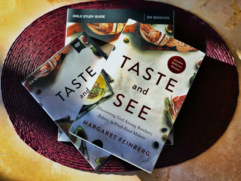 Taste and See Margaret Feinberg