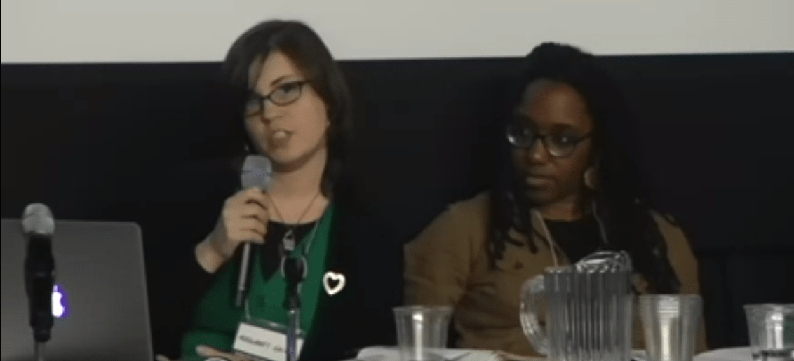 Video: Lesbian Archives Roundtable at the Radical Archives Conference (New York University)
