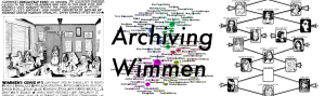 Archiving Wimmen: Collectives, Networks, & Comix has been published in Australian Feminist Studies 32.91-92 (2017)