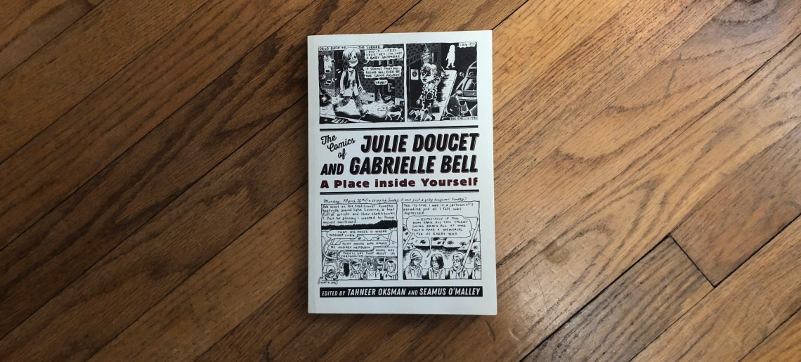 Article: From Julie Doucet to Gabrielle Bell: Feminist Genealogies of Comics Anthologies