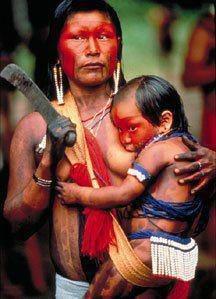Amazonia: Kayapo, the forgotten tribe by Catherine bourgeois for Terre Sacrée