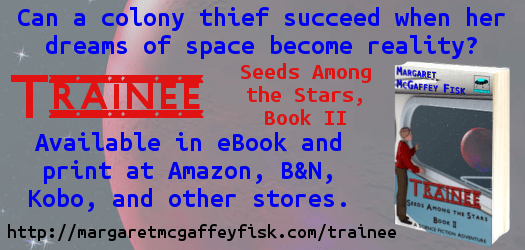 Trainee - Seeds Among the Stars, Book 2