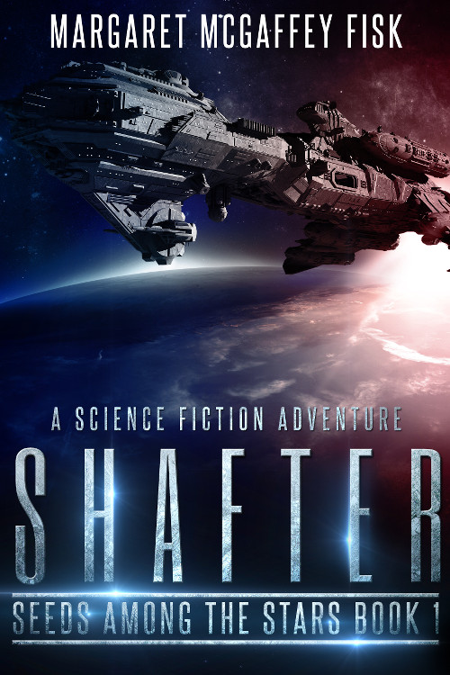 Shafter (Seeds Among the Stars) eBook Cover