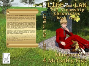 Life and Law final print cover
