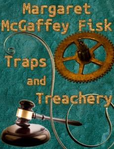 NaNo 2016 Traps and Treachery cover