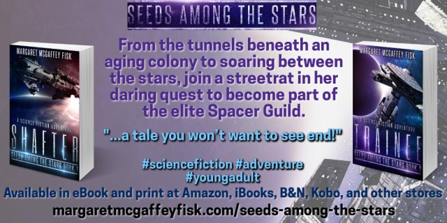 Seeds Among the Stars: A Science Fiction Adventure