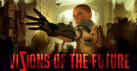 Vizions of the Future: A Kickstarter Anthology from BooksGoSocial