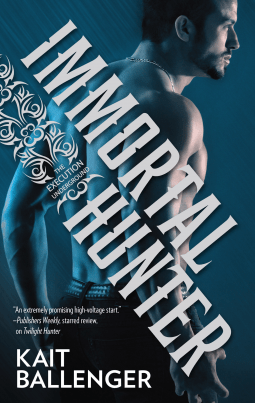 Immortal Hunter by Kait Ballenger