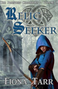 Relic Seeker by Fiona Tarr