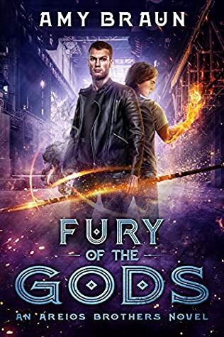 Fury of the Gods by Amy Braun