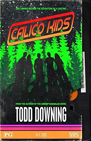 Calico Kids by Todd Downing Cover Art