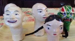 puppetheads