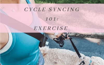 Cycle Syncing 101: Exercise