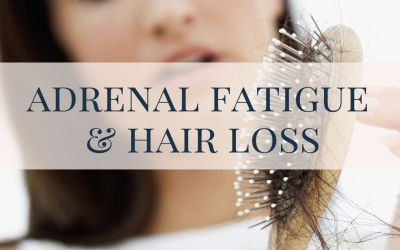 How to stop adrenal fatigue hair loss (treatment)