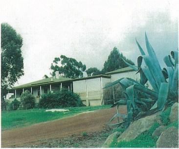 Mrs snook northam homestead from brochure