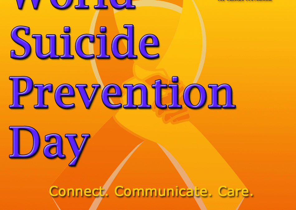 What Are You Doing for Suicide Prevention Month?