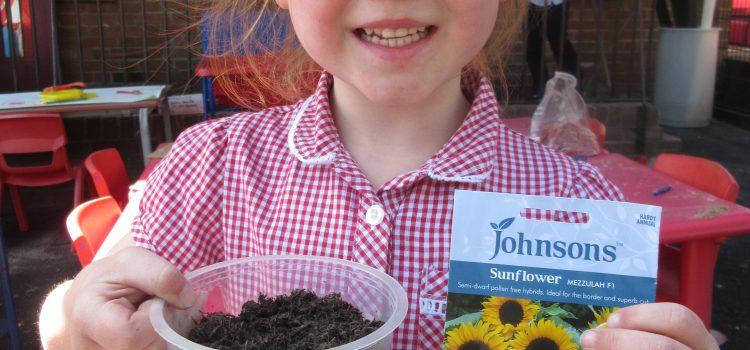 Margaretting celebrate World Earth Day!