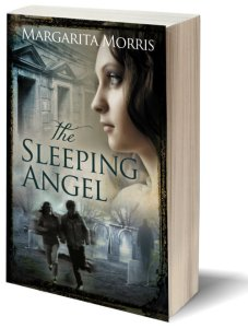 3d book cover angel