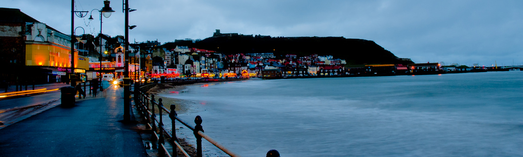 Stormy Scarborough