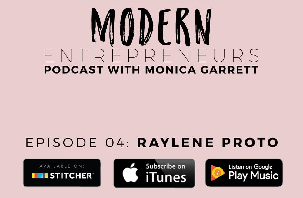 004: Legal Fashionista For The Love of Fashion + Law / Interview with Raylene Proto