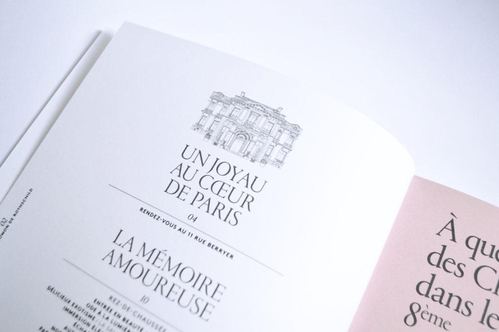 Margaux de Fougerolles – Hôtel Salomon de Rothschild