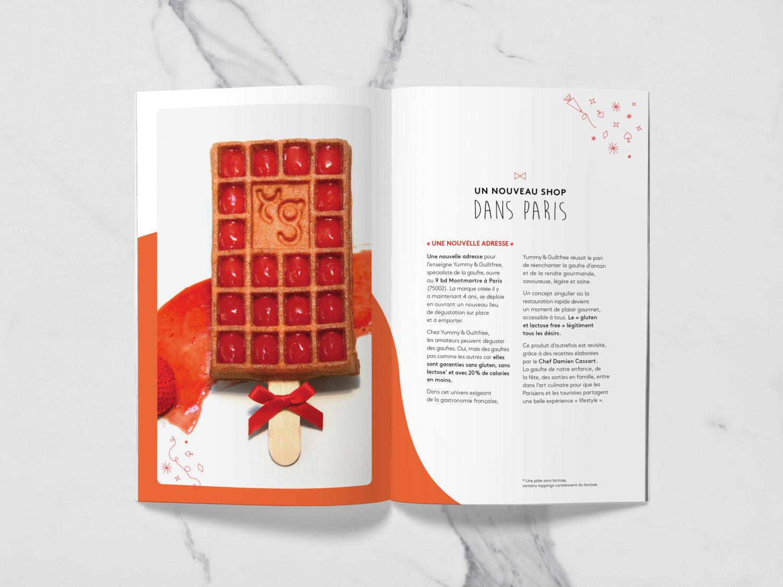 Margaux de Fougerolles – Yummy & Guiltfree