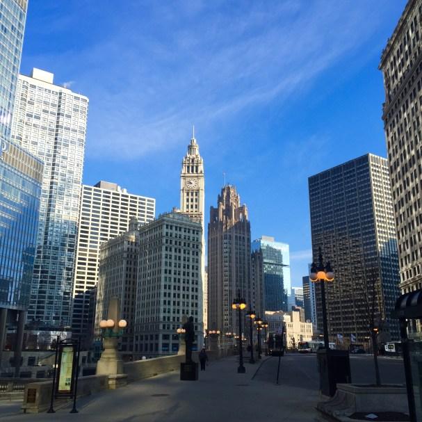 Chicago Loop-Margaux Drake