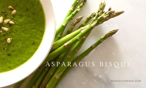 Asparagus Bisque-Margaux Drake