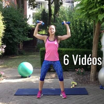 6 Vidéos