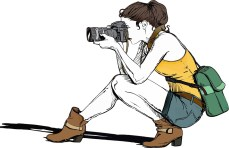 bird photographer