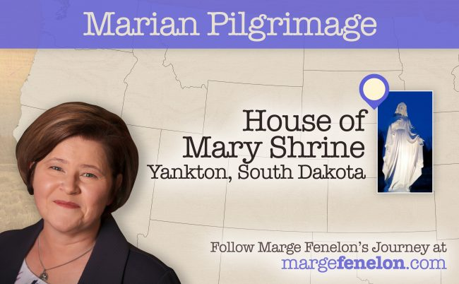 Marian Pilgrimage, Marge Fenelon, Blessed Virgin Mary
