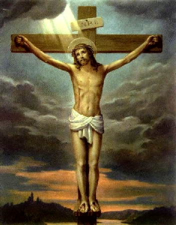 Jesus, Christ, crucifixion