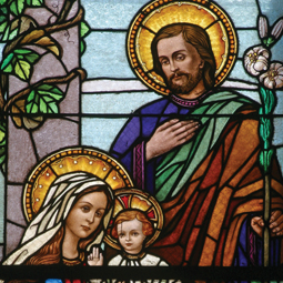 Holy Family, Mary Mother of God, Blessed Virgin Mary