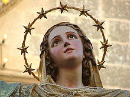 Queenship of Mary, Blessed Virgin Mary, Catholic faith