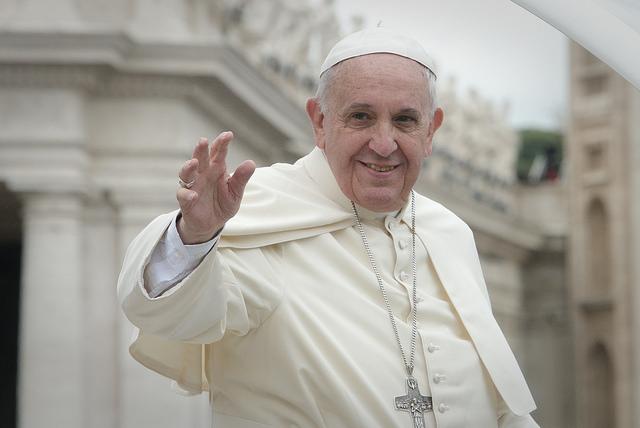Pope Francis Flickr.com