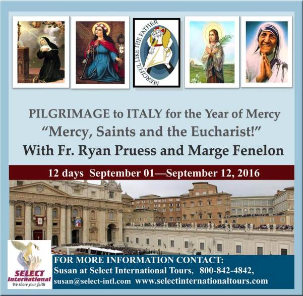 Italy Pilgrimage Badge