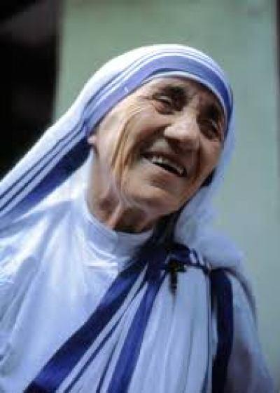 Mother Teresa Wiki Commons